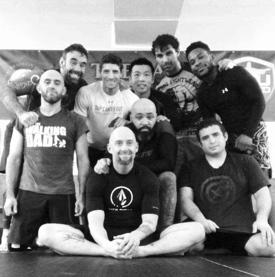 The Lab Brazilian Jiu Jitsu team Dedham