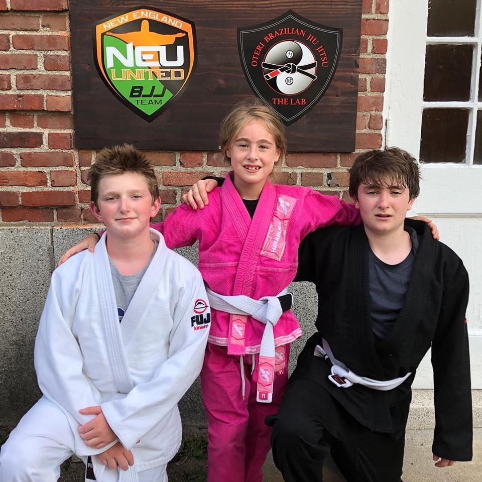 Kids Brazilian Jiu Jitsu Friendship