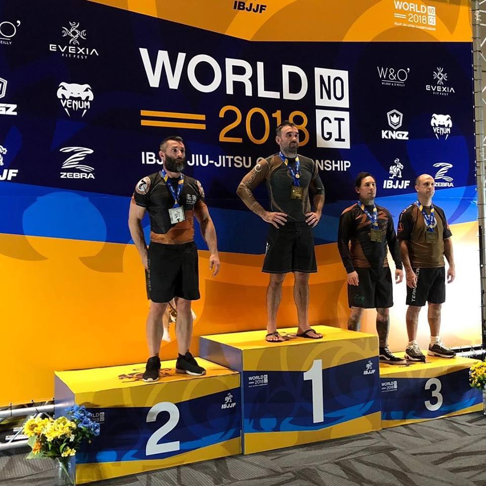 2018 IBJJF No GI world champion brazilian jiu jitsu