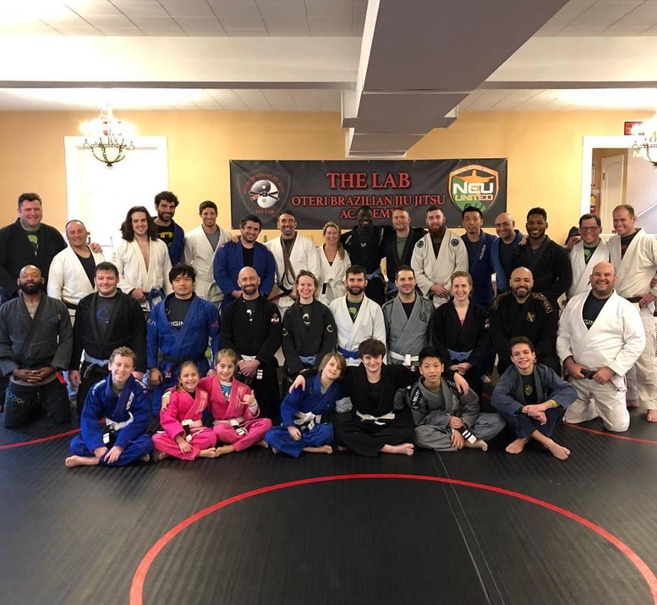 Brazilian Jiu Jitsu, NEU, Dedeco, Seminar