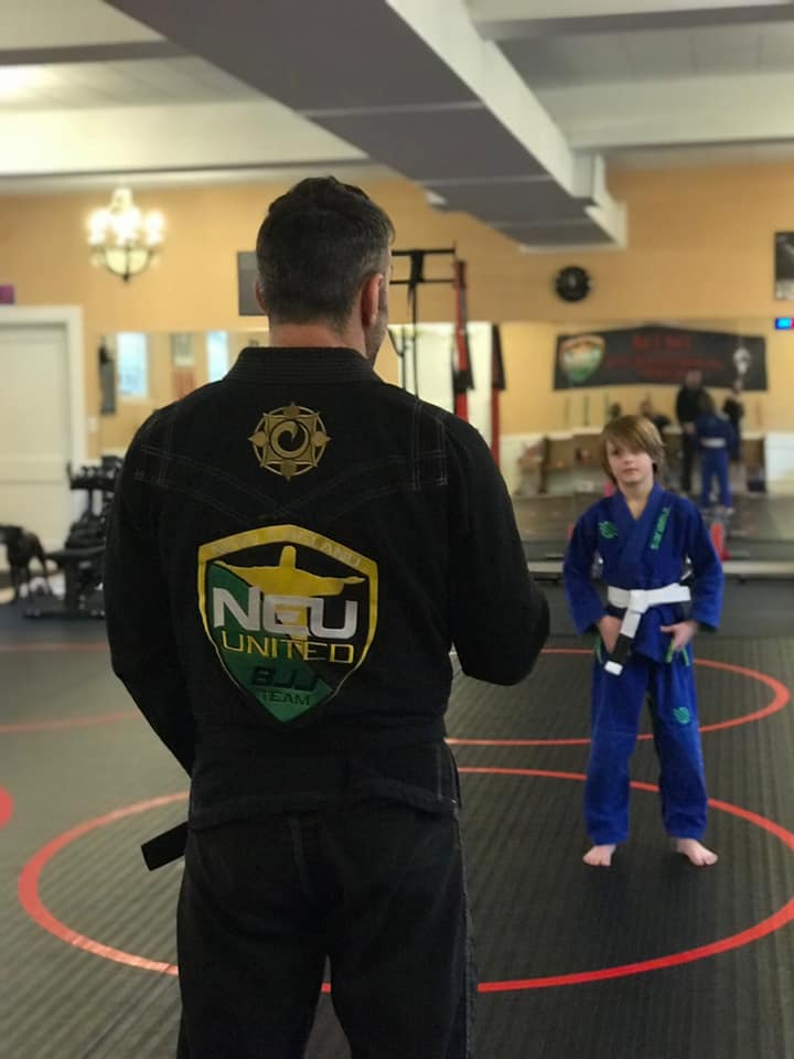 Respect, Discipline, Jiu Jitsu