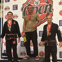 Tap Cancer Out Gold Medal Brazilian BJJ