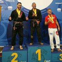 IBJJF Gold Medal Brazilian Jiu Jitsu