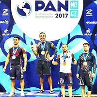 PAN AM Gold 2017 IBJJF