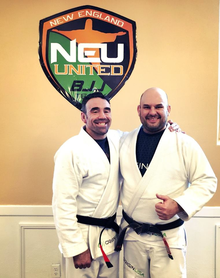 Black Belt Promotion Brazilian Jiu Jitsu