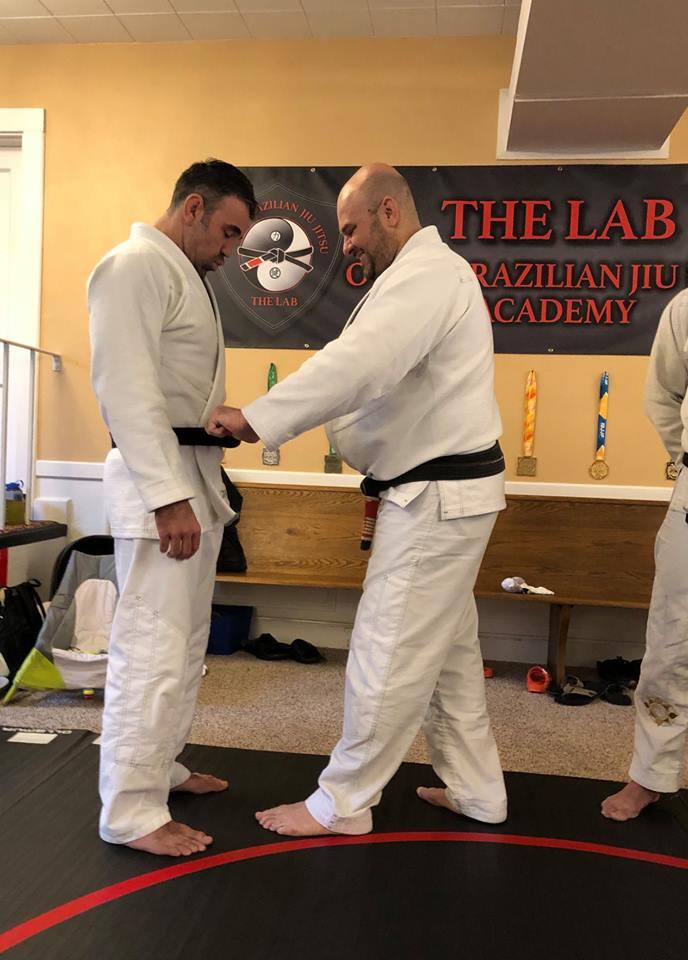 Black Belt Brazilian Jiu Jitsu